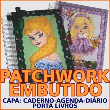 lembrancinha capa caderno dia da mulher