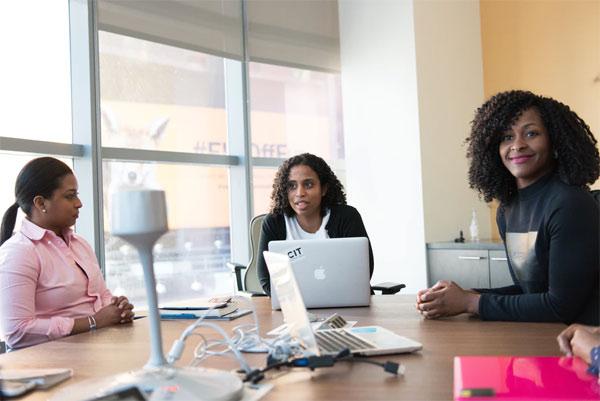 Ações para o Dia Internacional da Mulher na Empresa