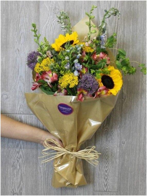 Flores para o Dia da Mulher