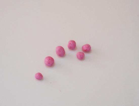 Rosa de biscuit de sabonete - ideia de lembrancinha para o Dia da Mulher