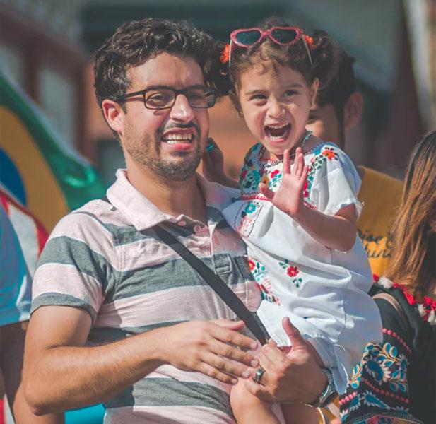 O que um pai pode fazer por sua filha mulher