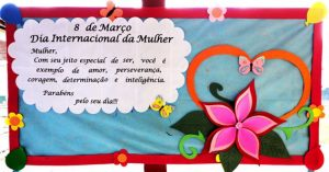 Ideias para comemorar o Dia Internacional da Mulher na escola