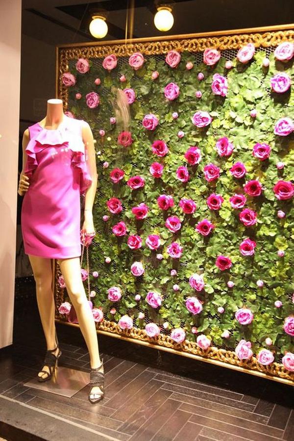 Ideias de vitrine de loja para o Dia da Mulher